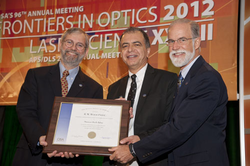 Frontiers in Optics