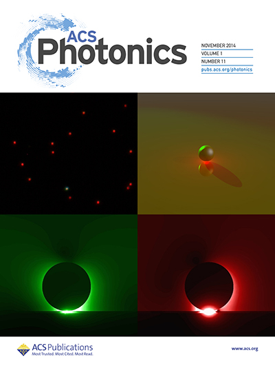 ACS Photonics cover