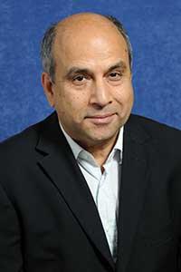 Dr. Mubarak A. Shah